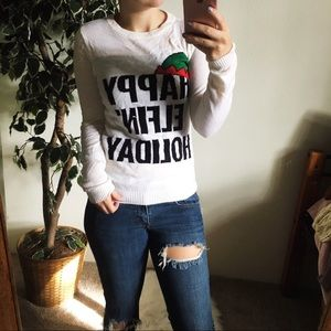 Rue 21 // Christmas long sleeve